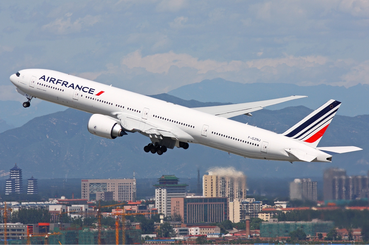 formulaire um air france
