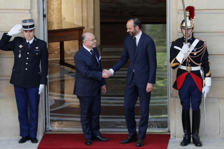 France : nomination d'Édouard Philippe à Matignon