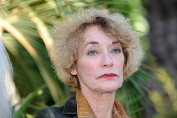 Loulou de la Falaise, ancienne collaboratrice d'Yves Saint Laurent, le 25 novembre 2010 à Marrakech. AFP