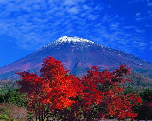 Le Mont Fuji - Japon (Unesco-Shizuoka Prefectural Tourism Association)