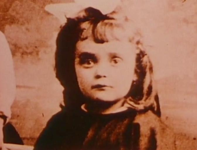Edith Piaf enfant