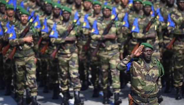 Armée malienne / photo AFP