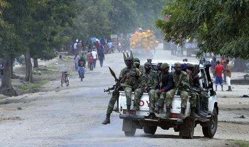 Des soldats des FARDC / Photo AFP