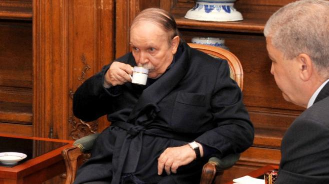 Abdelaziz Bouteflika en juin 2013 (photo AFP)