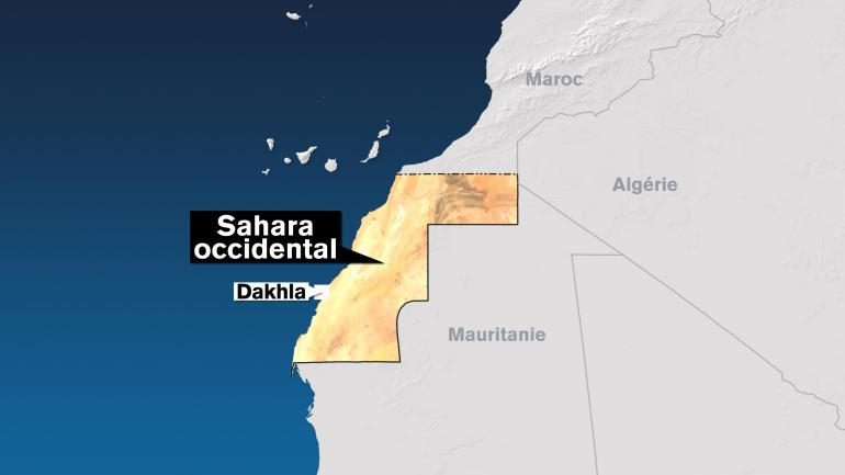 Dakhla, au Sahara occidental