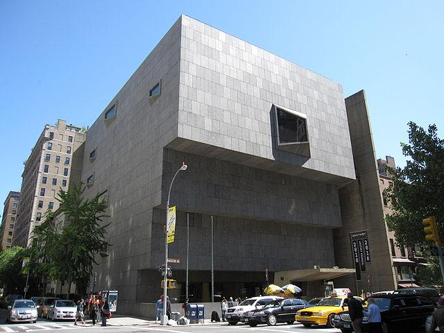 Le Whitney Museum à New York © cc/Gryffindor