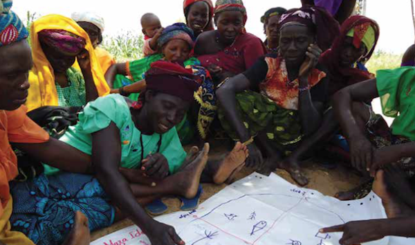 Mapping climate vulnerability in Dakoro, Niger. Adaptation learning programme for Africa. CARE