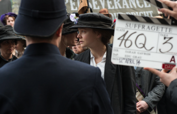 Carey Mulligan interprète principale de Suffragettes