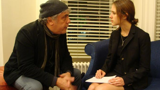 Ron Haviv, avec Brooke Robbins