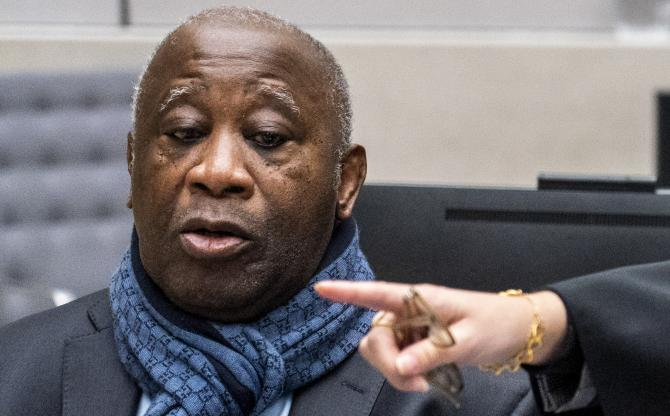 Laurent Gbagbo<br />