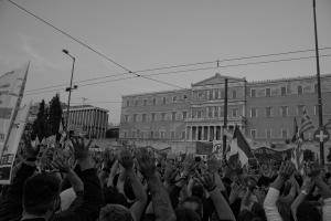 Athènes le 29 mai (Photo Odysseasgr)