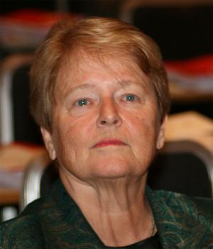 Gro Harlem Brundtland - Photo Wiki Commons
