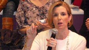 Sallie Krawcheck au Women's forum.
