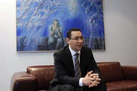 Victor Ponta, Premier ministre roumain (photo AFP)