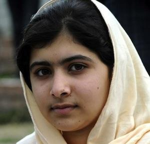 Malala Yousufzai / Photo AFP