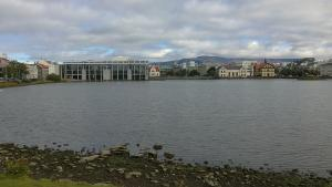 Mairie de Reykjavik / Photo Amandine Sellier