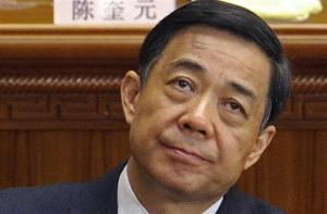 Bo Xilai, dirigeant déchu accusé de corruption / Photo AFP