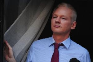 Julian Assange / Photo AFP