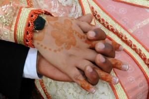 Mariage traditionnel marocain ((AFP/Archives).