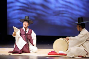 Pansori Traditionnel - Korea Cultural Heritage Foundation