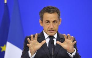 Nicolas SArkozy / photo AFP