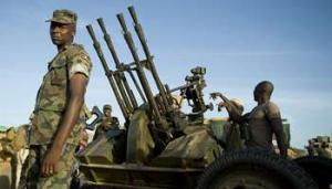 Soldats de l'Union africaine en Somalie / Photo AFP
