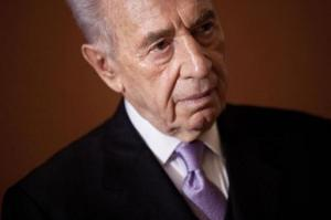 Shimon Peres en 2011 à Washington ©AFP