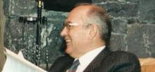 Mikhaïl Gorbatchev en 1985 / Ronald Reagan Presidential Library photo