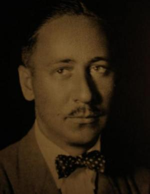 Robert Benchley photographié par Vanity Fair