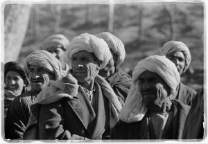 Photo d'Afghans prise en 1959, Library of Congress