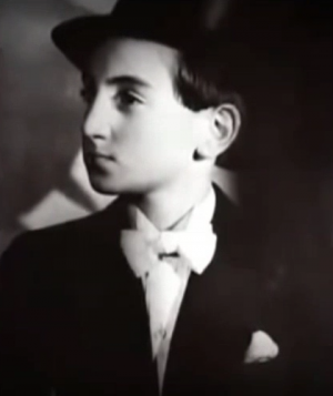 Charles Aznavour vers 1936