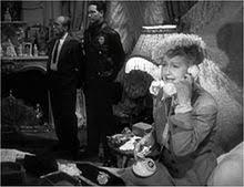 Hedda Hopper dans <em>Sunset Boulevard </em>de Billy Wilder
