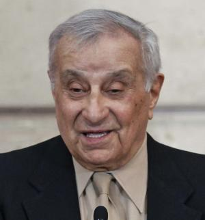 Arsène Tchakarian en 2012<br />