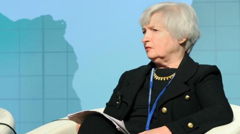 Janet Yellen - AFP