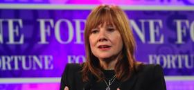 Mary Barra, nouvelle PDG de GM (archives)  Photo :  AFP/Paul Morigi.