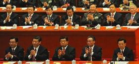 Dirigeants du Parti communiste chinois / Photo AFP