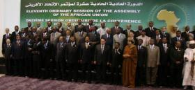 11ème session ordinaire de la conférence de l'Union Africaine - 30 JUIN 2008 - Sharm-El-Sheikh, Egypte (Photo UA)