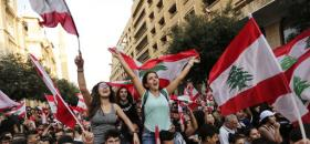 Beyrouth, le 20 octobre 2019.<br />