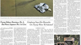The New York Times, quotidien américain.